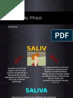 Saliva Operatoria
