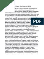 Contributia Lui Joule in Dezvoltarea Fizicii