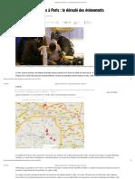 Attaques Terroristes à Paris _ Le Déroulé Des Événements _ France Info