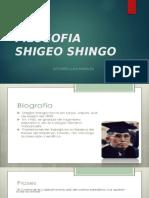 Calidad Shigeo Shingo
