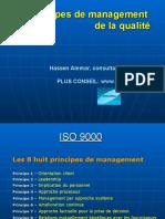 Principes Management Qualite