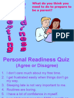 six areas readiness