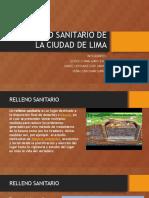 Relleno Sanitario de La Ciudad de Lima