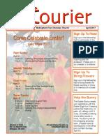 April 2017 Courier