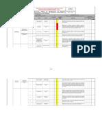 Matriz Iaeia - Alineamiento de Chancadora Pq 2