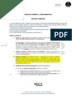 Dossier Examen EB 2015