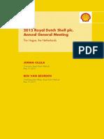 2015 Shell Speech