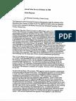 Notice of Prompt Interim Response 3.14.2000
