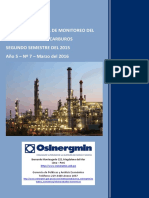 Mercado de Hidrocarburos II Semstre 2015 (Marzo 2016)