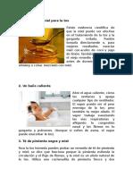 10 medicamentos naturales
