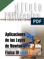 7303-16 FISICA Aplicaciones de Las Leyes de Newton