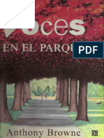 Voces en El Parque - Anthony Browne
