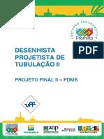 Dpt II - Apostila Projeto Final II - Pdms