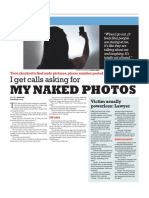 05 Sec 1 Lesson 3_I Get Calls Asking for My Naked Photos (News Article)