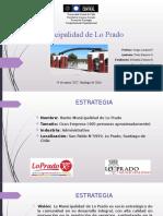 Ppt Comportamiento Organizacional. Municipalidad de Lo Prado