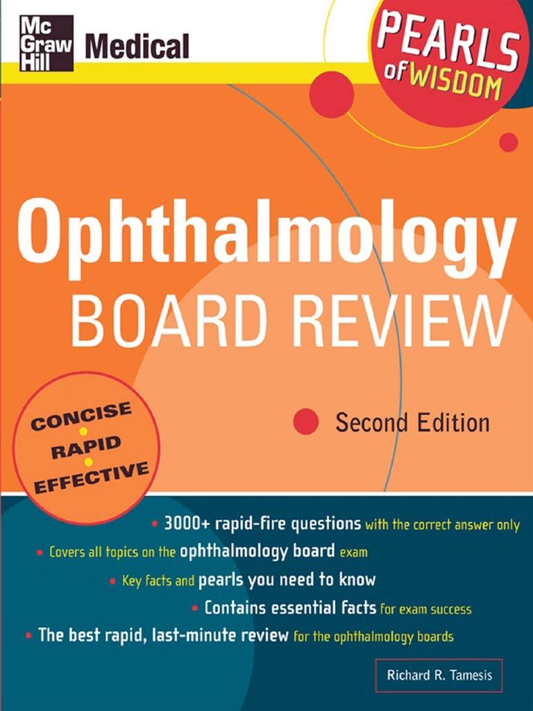 Ophthalmologyboardreviewpearlsofwisdom cornea retina fandeluxe Image collections