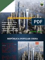 Analisis Economico China