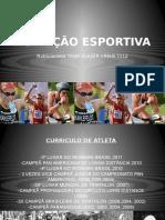 Dra Yana Glaser - Aula Nutrição Esportiva Básica