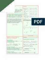 Funciones de Varias Variables Xx