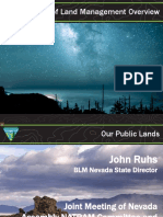 Bureau of Land Management overview