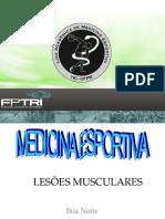 Dr Bauer - Lesões Musculares