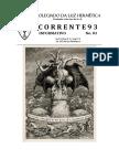 2016 - Informativo Corrente 93 No. 3