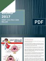 Materi Penyuluhan WOHD 2017