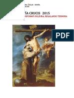 Viernes Santo Via Crucis.
