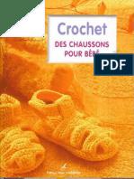 Crochet Zapatitos Para Bebés