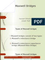 14 Maxwell Bridges