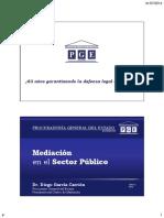 Media c i on Del Sector Publico 0