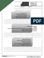 La Versificación - Ficha de Aplicación