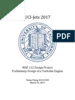 112 Design Project