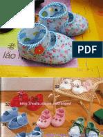 Zapatitos Para Bebés Variados