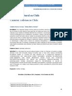 Investigación Turismo Cultural en Chile