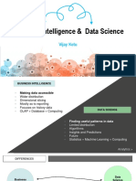 Integrating Business Intelligence and Data Science Slides