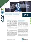 Building a Holistic Capital Management Framework