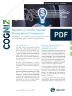 Building a Holistic Capital Management Framework