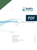 Manual de Aplicação de Marca - TechBiz Forense Digital