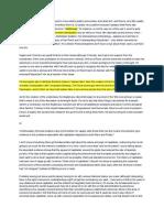 Fed Reserve and Economics