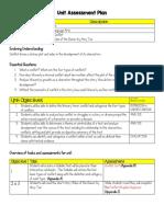college final assessment design project