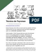 Caio Beck - Técnica de Feynman (Andragogia)