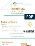 succeed at dla
