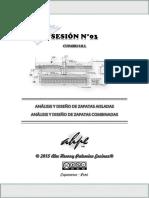 Manual de Zapata Combinada-Ing. Alex H.