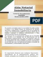 Ppt Procedimiento Notarial Unidad II (1)