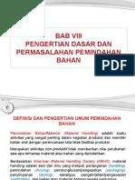 Bab 8_pengertian Dasar Dan Permasalahan Pemindahan Bahan