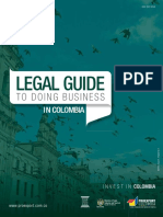 Legal Guide to Doing Business in Colombia