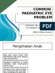 Deteksi Kelainan Penglihatan Anak & Remaja