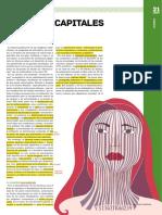 Andrea D'Atri - Pecados y Capitales (Dossier)