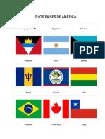 BANDERA DE LOS PAÍSES DE AMÉRICA.docx